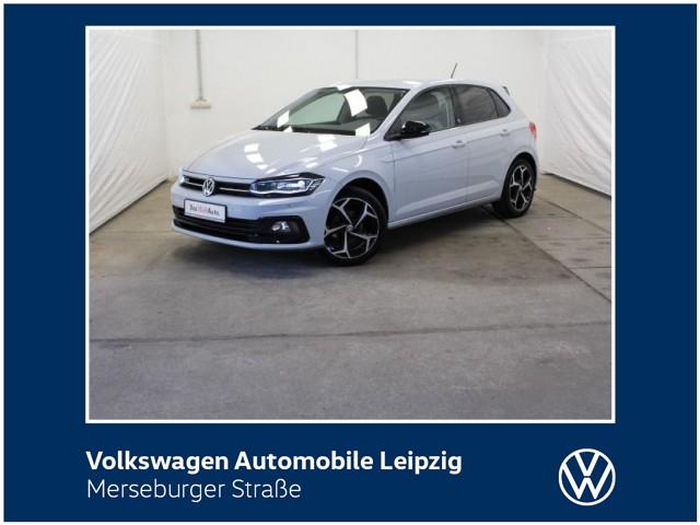 Volkswagen Polo 1.0 Beats R-Line*ACC*LED*, Jahr 2020, Benzin