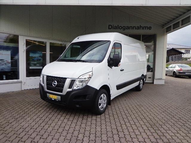 Nissan NV400 KAWA 35 L2H2 COM 130, Jahr 2018, Diesel