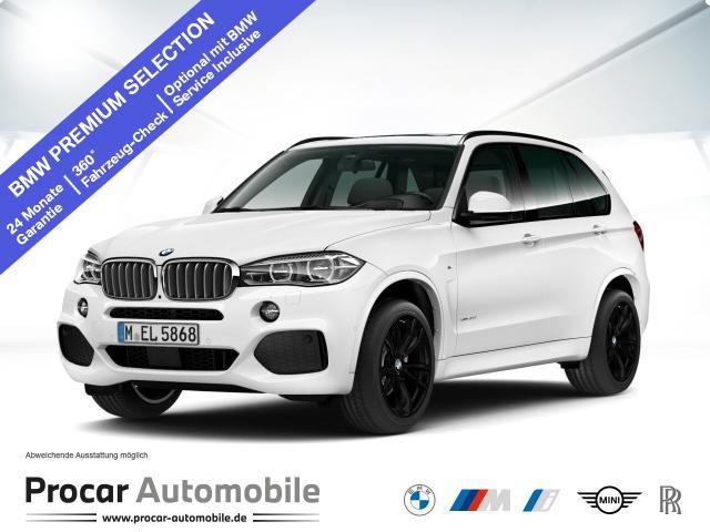 BMW X5 xDrive40d M Sport Head-Up LED DA+ Pano Standh, Jahr 2018, Diesel
