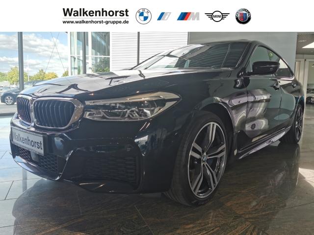 BMW 630 Gran Turismo d xDrive M Sport EURO 6 LED AHK HUD Cam, Jahr 2018, Diesel