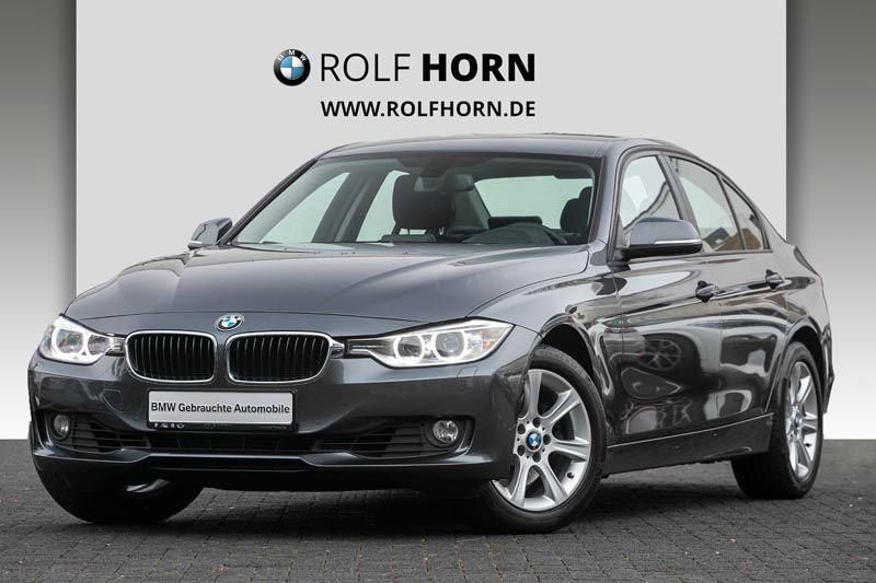 BMW 330d xDrive Autom. PDC AHK Xenon RKam Sitzhzg, Jahr 2013, diesel