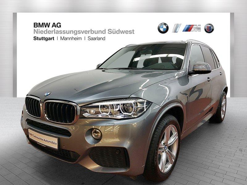 BMW X5 xDrive30d Sportpaket Head-Up HiFi LED Alarm, Jahr 2017, Diesel