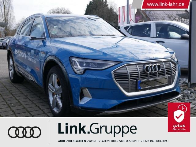 Audi e-tron 55 quattro Matrix LED Navi plus Leder, Jahr 2019, Elektro