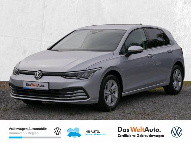Volkswagen Golf VIII 1.5 TSI Life Navi LED Klima ACC PDC, Jahr 2020, Benzin