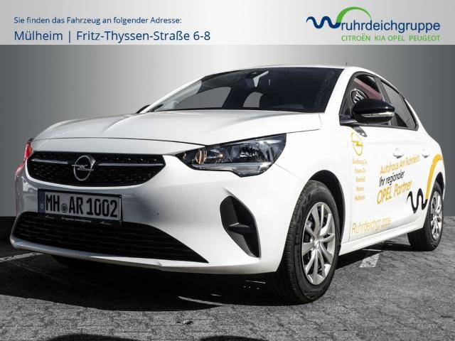 Opel Corsa F Edition 1.2 *Klima+SHZ+PDC+Multi.Radio*, Jahr 2020, Benzin