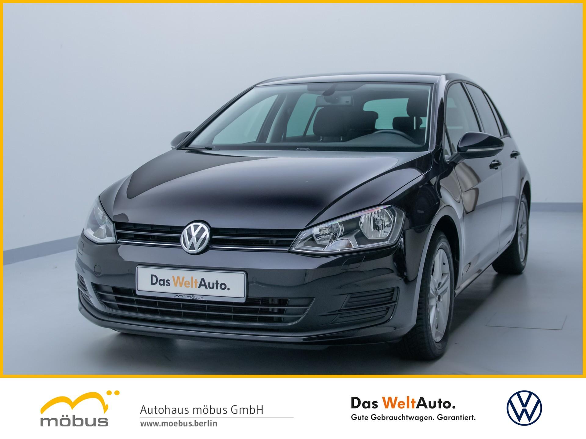 Volkswagen Golf VII 1.4 TSI COMFORTL +NAVI+PDC+KLIMA+, Jahr 2015, Benzin