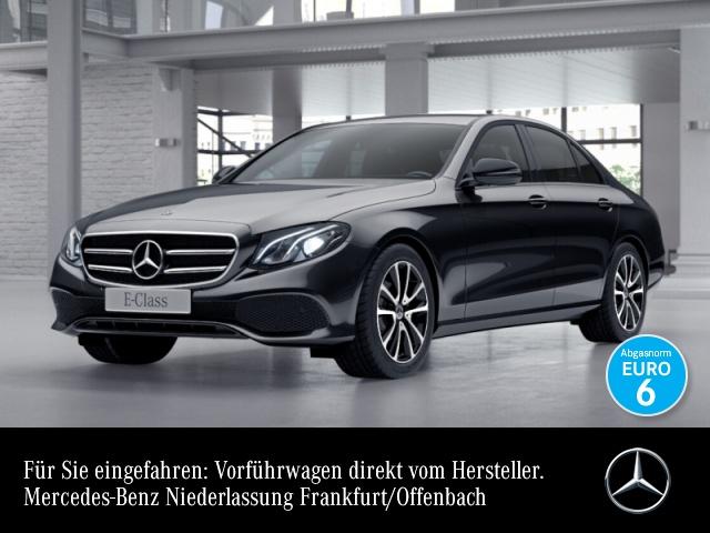 Mercedes-Benz E 200 d AVANTG+Night+LED+Kamera+Totw+9G, Jahr 2020, Diesel