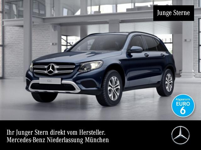 Mercedes-Benz GLC 220 d 4M Kamera Navi PTS Easy-Pack 9G Sitzh, Jahr 2017, Diesel