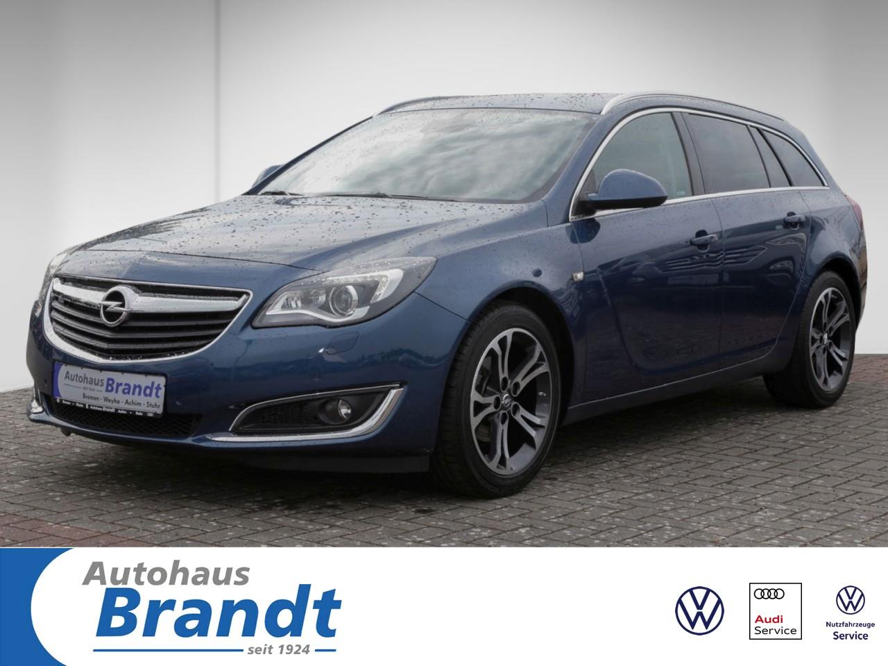 Opel Insignia 1.6 CDTI Innovation XENON*NAVI*GRA, Jahr 2016, Diesel