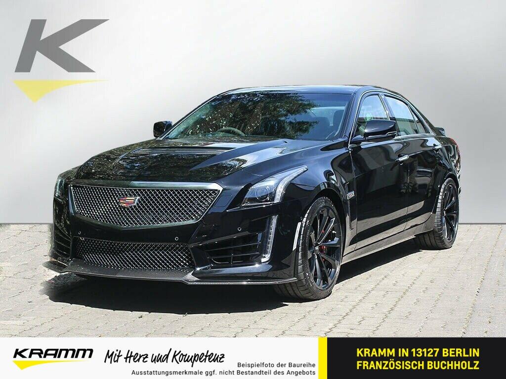 Cadillac CTS -V 6.2 V8 Leder Navi Keyless AD Klimasitze, Jahr 2019, Benzin