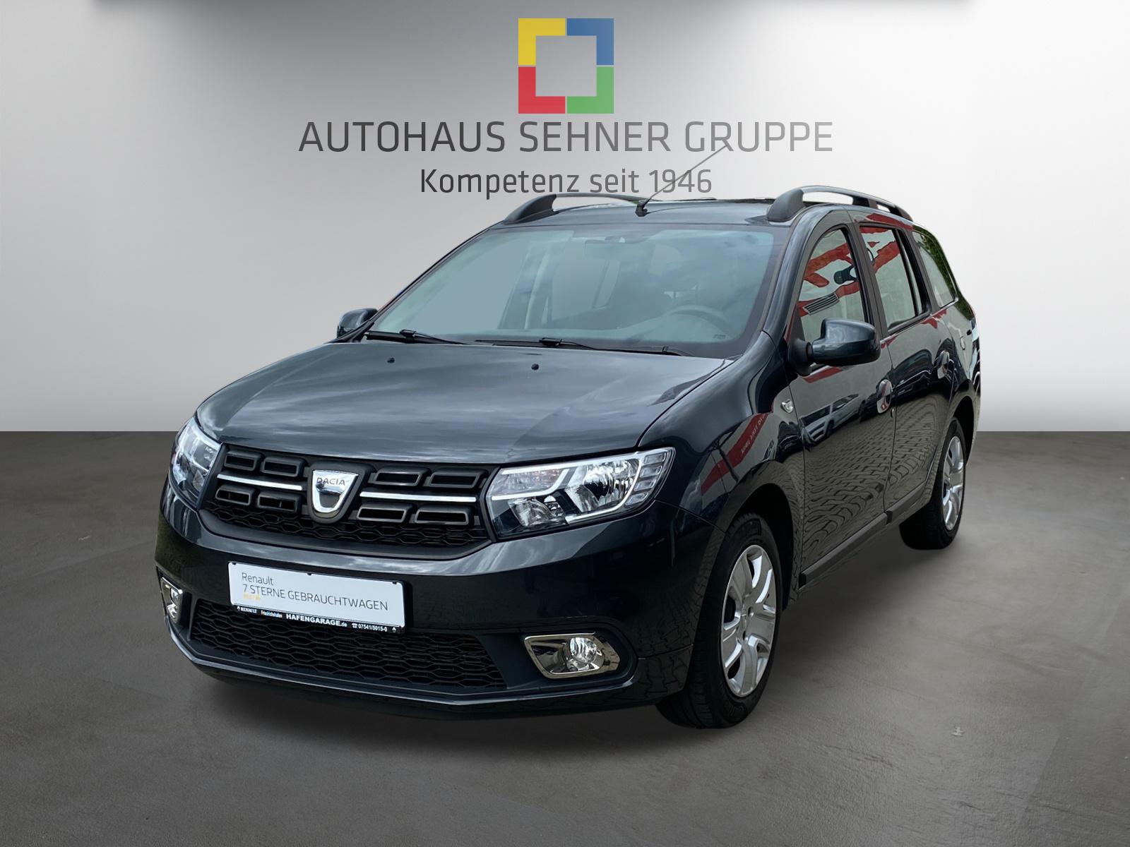 Dacia Logan II MCV Laureate *PDC*Bluetooth*Klima*, Jahr 2017, Benzin
