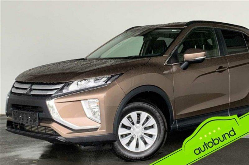 Mitsubishi Eclipse Cross 1,5T Garantie Klimaautomatik, Jahr 2018, Benzin