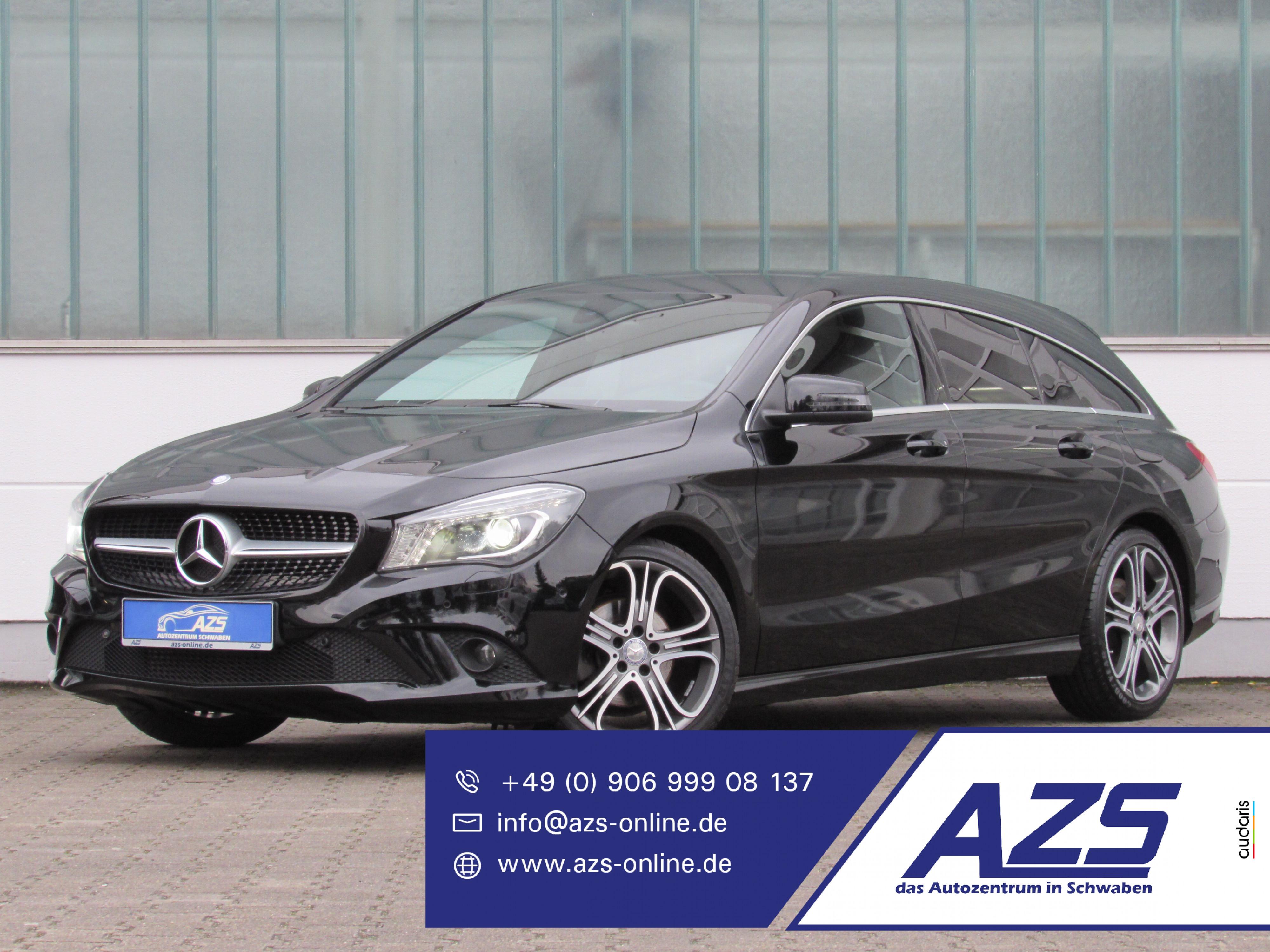 Mercedes-Benz CLA 180 Urban | Navi | AZS-SICHERER-ONLINE-KAUF, Jahr 2016, Benzin