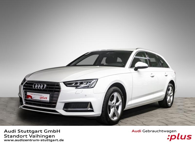 Audi A4 Avant sport 35 TDI LED Navi PDC Sitzheizung, Jahr 2019, Diesel