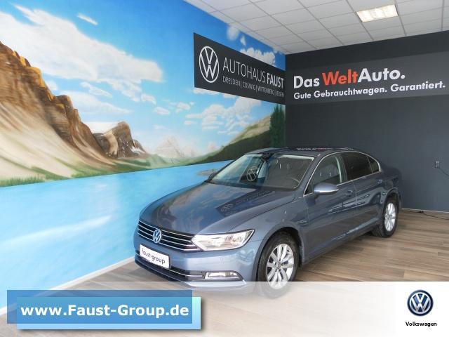 Volkswagen Passat Comfortline UPE 39000 EUR Navi AHK ACC, Jahr 2015, Diesel