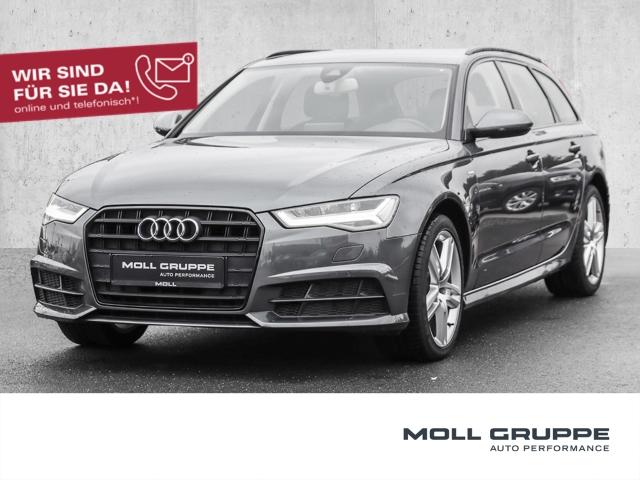 Audi A6 Avant 2.0 TDI S tronic ultra S line, Jahr 2017, Diesel