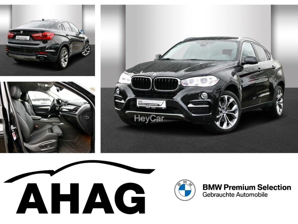 BMW X6 xDrive30d**Surround View *Head-Up*AHK*HIFI*, Jahr 2016, Diesel