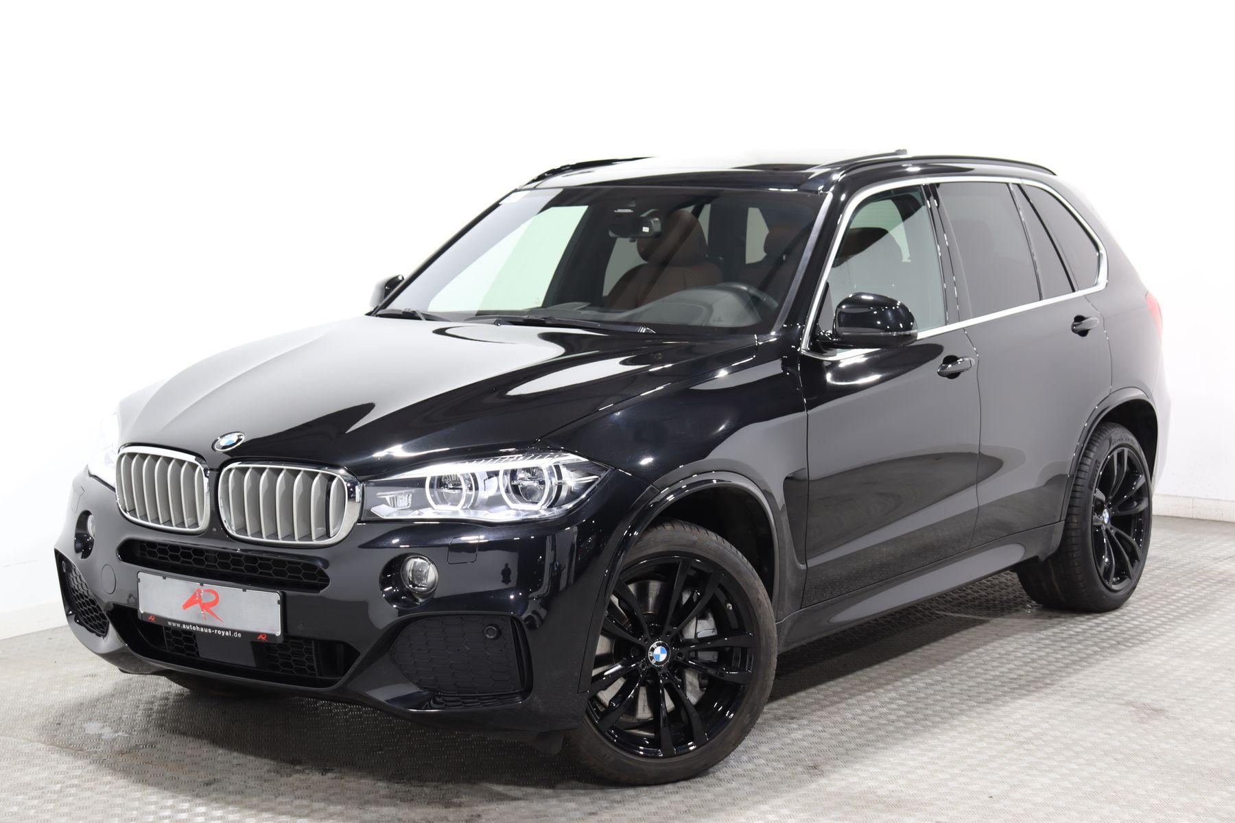 BMW X5 xDrive50i M SPORT BANG+O,FOND-TV,NIGHTVISION, Jahr 2017, Benzin
