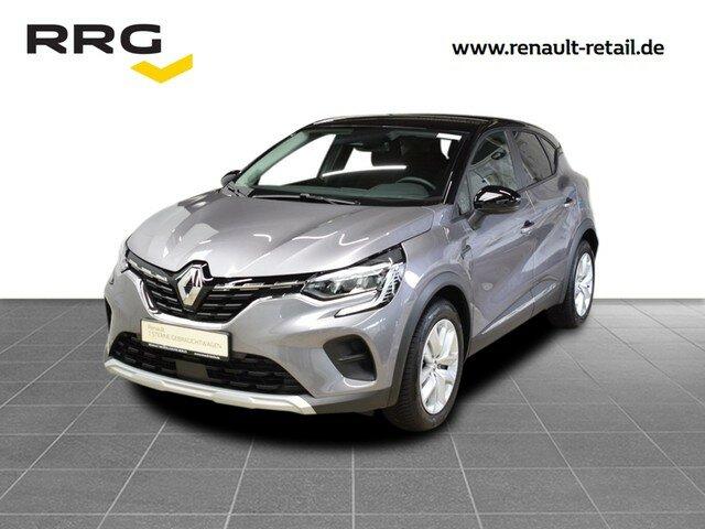 Renault CAPTUR 2 1.0 TCE 100 EXPERIENCE SUV, Jahr 2020, Benzin