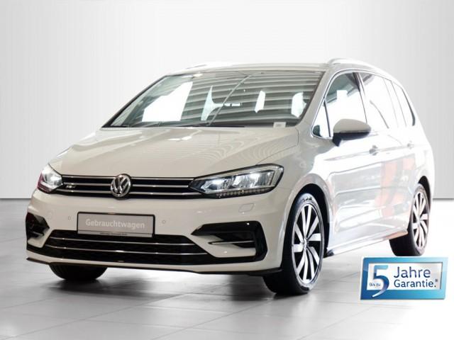 Volkswagen Touran 2.0TDI DSG R-Line NAVI LED AHK, Jahr 2020, Diesel