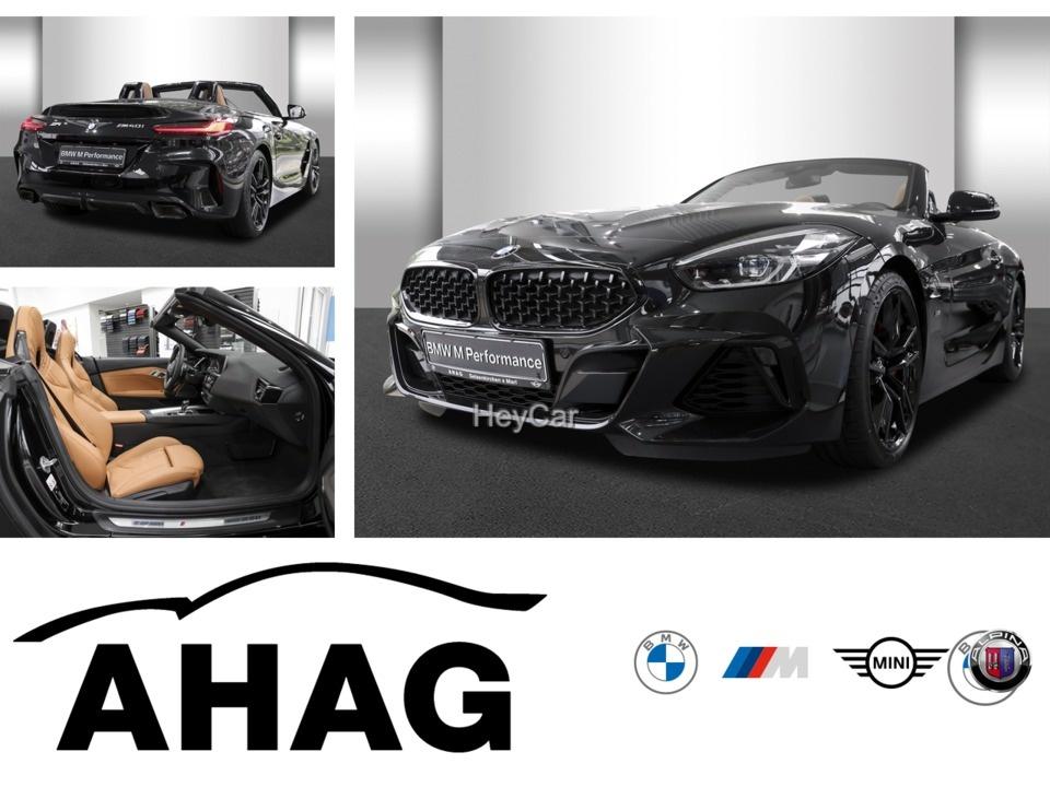 BMW Z4 M40i Cabrio nur 688 EUR monatl., Jahr 2021, Benzin