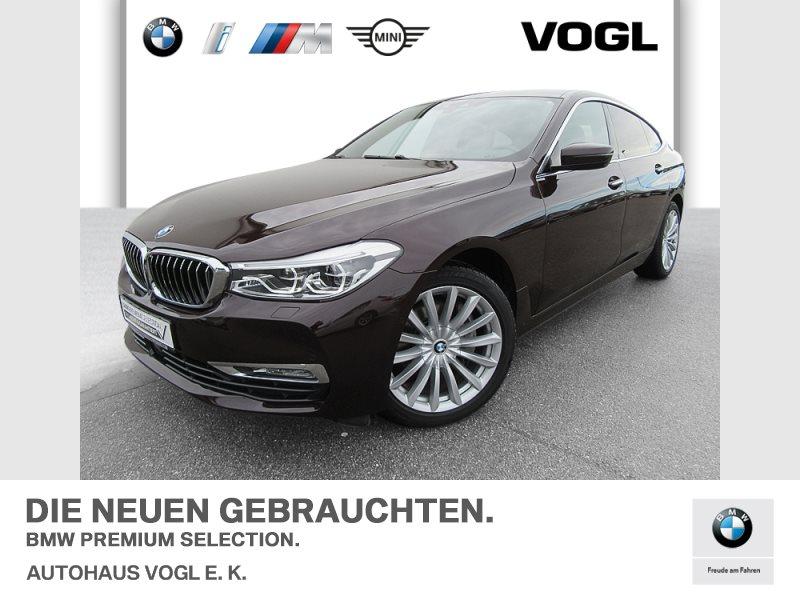 BMW 640d xDrive Gran Turismo Luxury Line Head-Up, Jahr 2018, Diesel