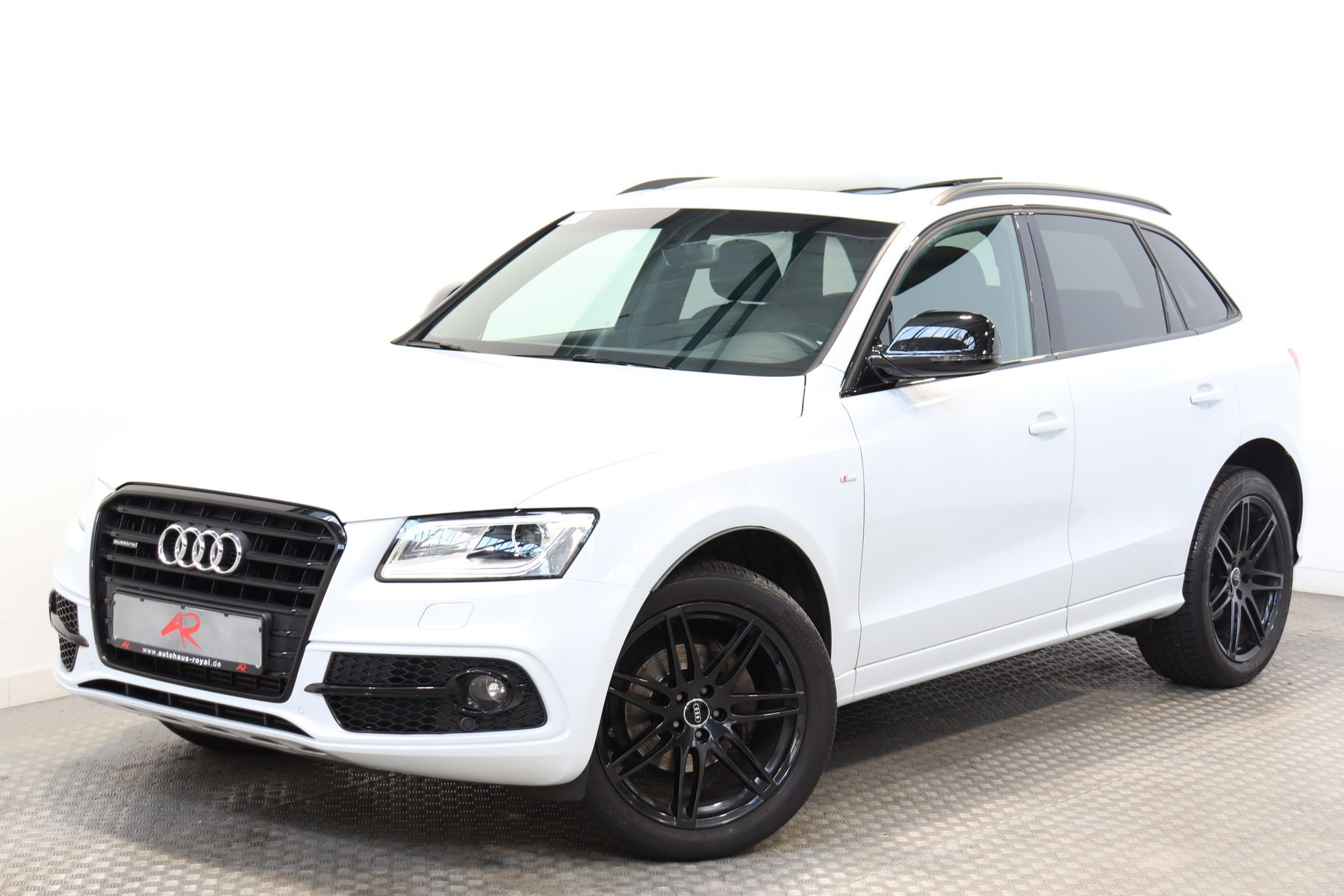 Audi Q5 2.0 TFSI qu 3x S LINE EDIT. PLUS BANG+O,20Z., Jahr 2016, Benzin