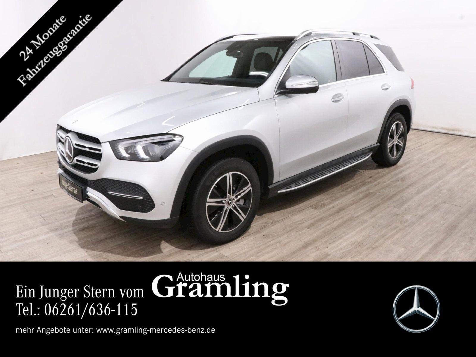 Mercedes-Benz GLE 300 d 4M AMG*Pano*360°-Kamera*AHK*MULTIBEAM*, Jahr 2019, Diesel