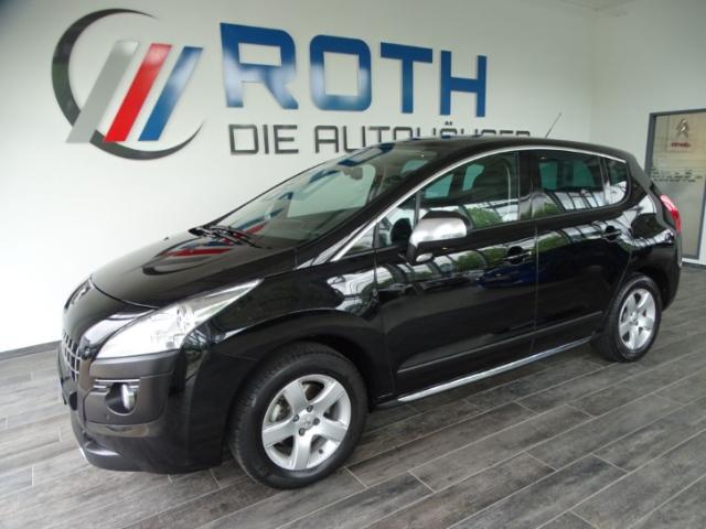 Peugeot 3008 Allure 1.6 THP 155 165 Navi Panorama PDCv+h Multif.Lenkrad NR RDC Klimaautom, Jahr 2012, Benzin