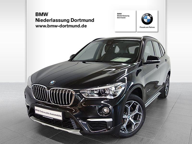 BMW X1 sDrive18d xLine, Jahr 2016, Diesel