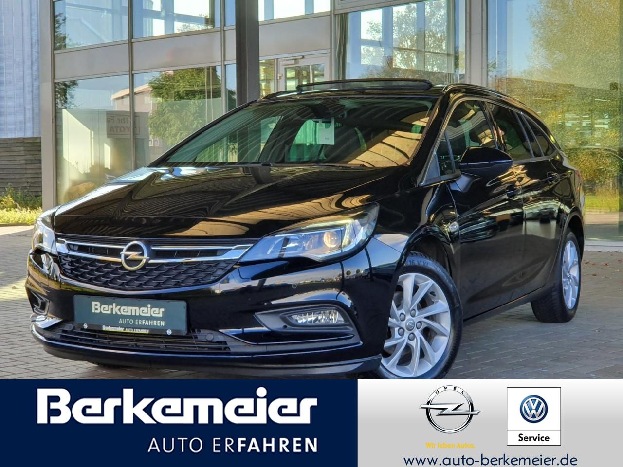 Opel Astra K ST 1.4 Innovation ** Schiebedach/Navi **, Jahr 2019, Benzin