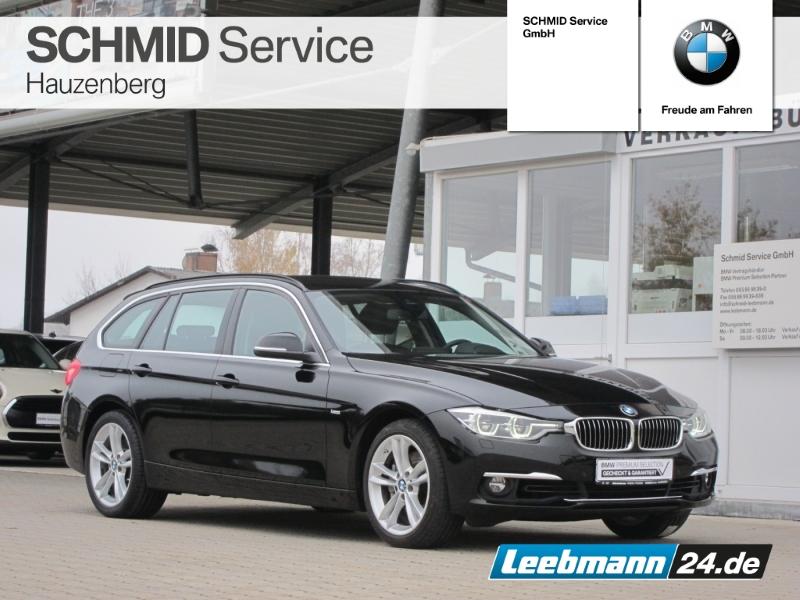 BMW 335d xDrive Touring S-Aut. Luxury 2 JAHRE GARANT, Jahr 2017, Diesel