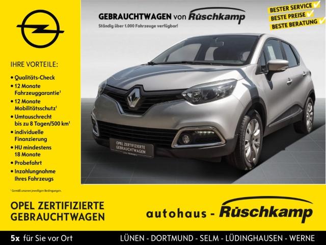 Renault Captur Dynamique 0.9 TCe 90 PDC Klima, Jahr 2013, Benzin