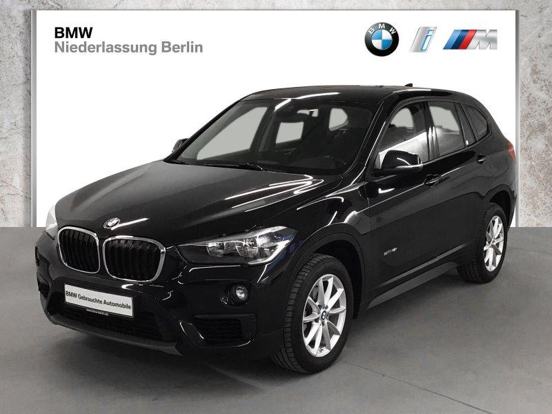 BMW X1 sDrive18i EU6 Aut. Navi Tempomat Parkassist., Jahr 2018, Benzin
