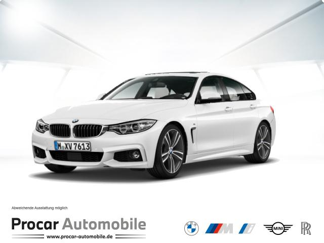 BMW 420 Gran Coupe M Sport Innovationsp. Sport Aut., Jahr 2016, Benzin