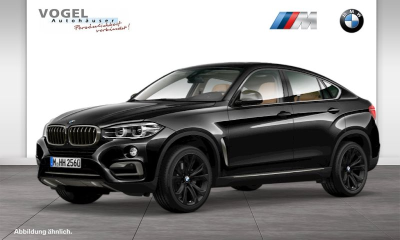 BMW X6 xDrive40d Euro 6 Navi Prof RFK PDC Klima Shz Head-Up, Jahr 2016, diesel
