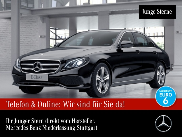 Mercedes-Benz E 350 d Avantgarde Distr. COMAND LED Kamera EDW 9G, Jahr 2016, Diesel
