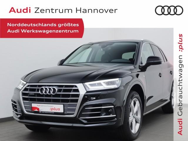 Audi Q5 3.0 TDI sport Pano LED AHK ACC Alcant., Jahr 2018, Diesel