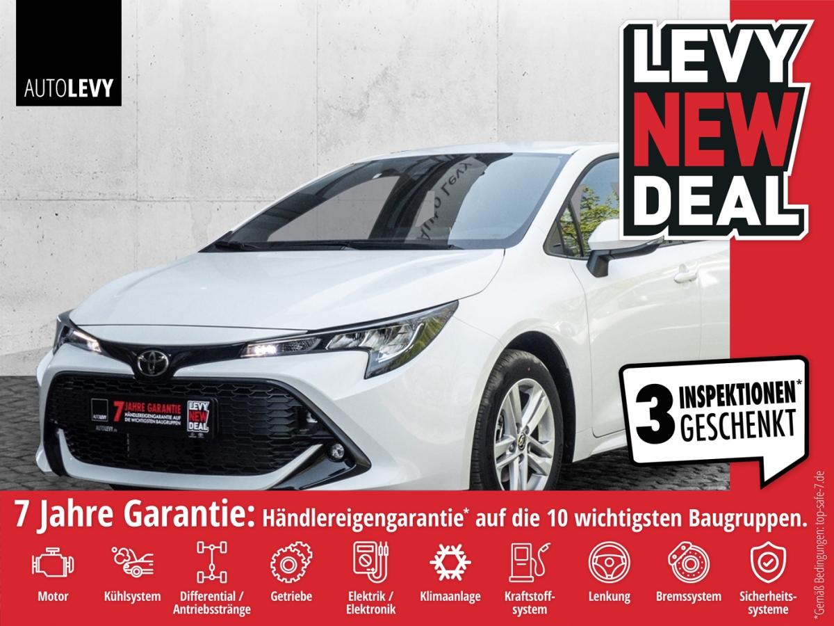 Toyota Corolla Comfort, Jahr 2021, Benzin