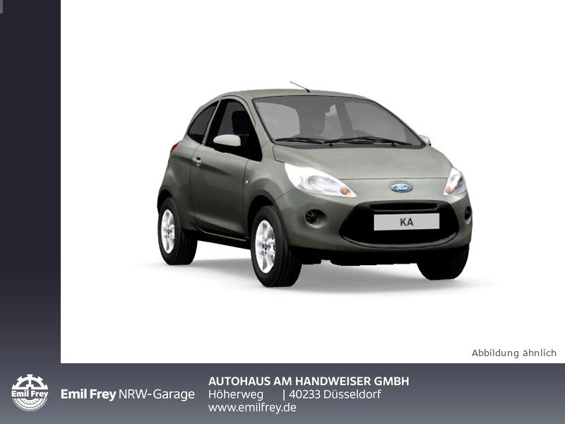 Ford Ka 1.2 Start-Stopp-System Ambiente, Jahr 2014, Benzin