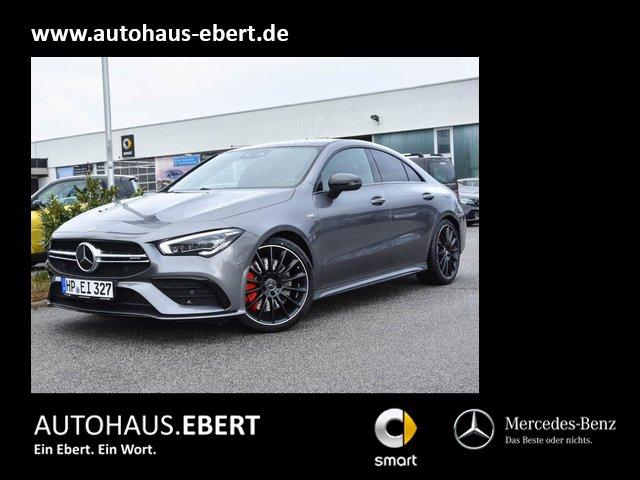 Mercedes-Benz Mercedes-AMG CLA 35 4MATIC Coupé+DISTRONIC+PSD, Jahr 2021, Benzin