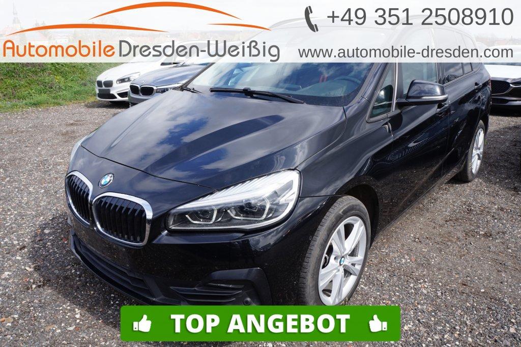 BMW 216 Gran Tourer i Sport Line*Navi*UPE 41.160€, Jahr 2019, Benzin