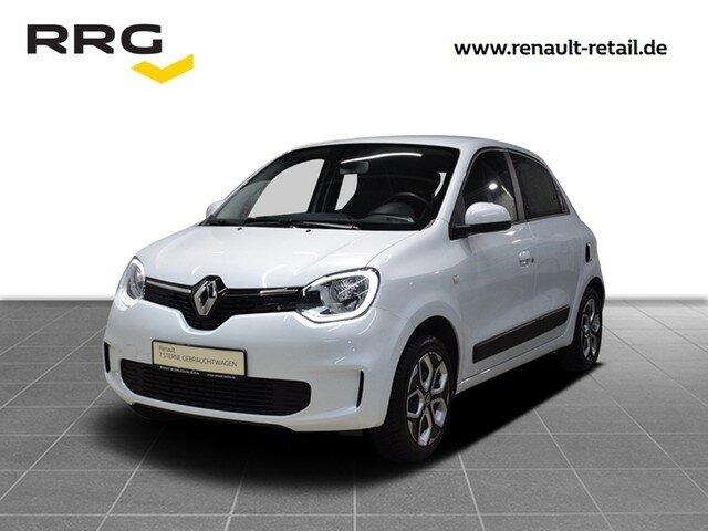 Renault TWINGO 1.0 SCE 75 LIMITED KLEINWAGEN, Jahr 2020, Benzin