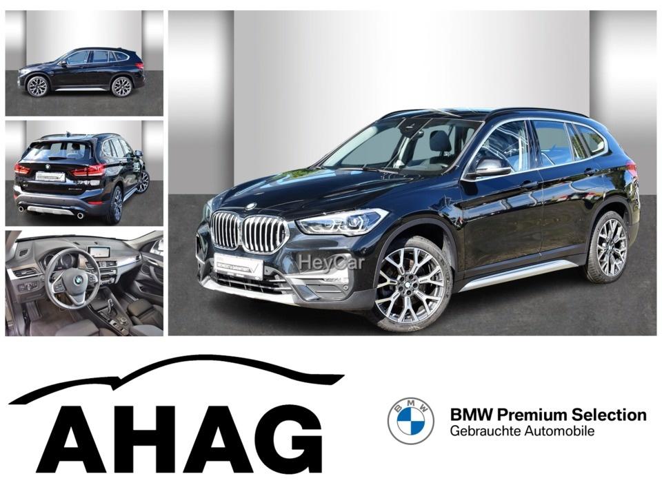 BMW X1 xDrive20d xLine Business Package Leder AHK, Jahr 2020, Diesel