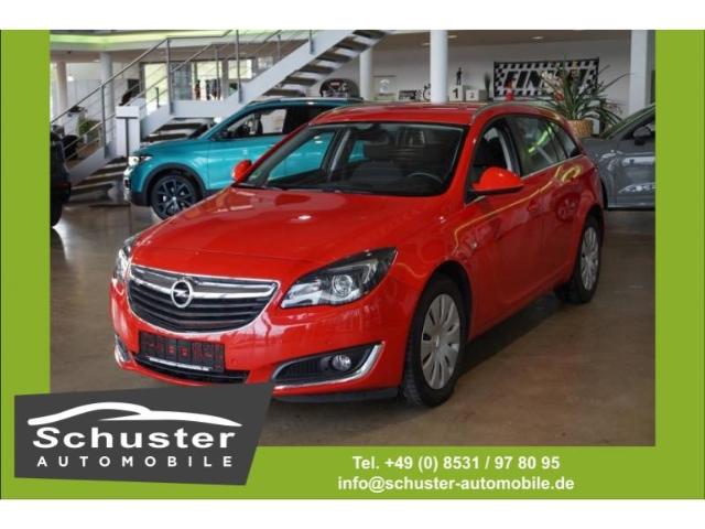 Opel Insignia ST Edition 1.6 CDTI Navi SHZ Tempomat, Jahr 2015, Diesel