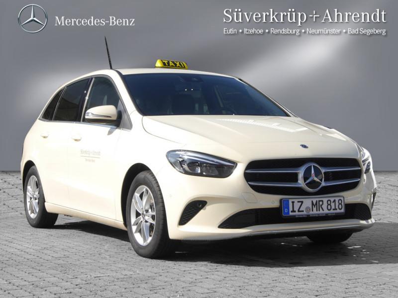 Mercedes-Benz B 180 d ''Das Taxi'' Style LED Parktronic Sitzh, Jahr 2019, diesel
