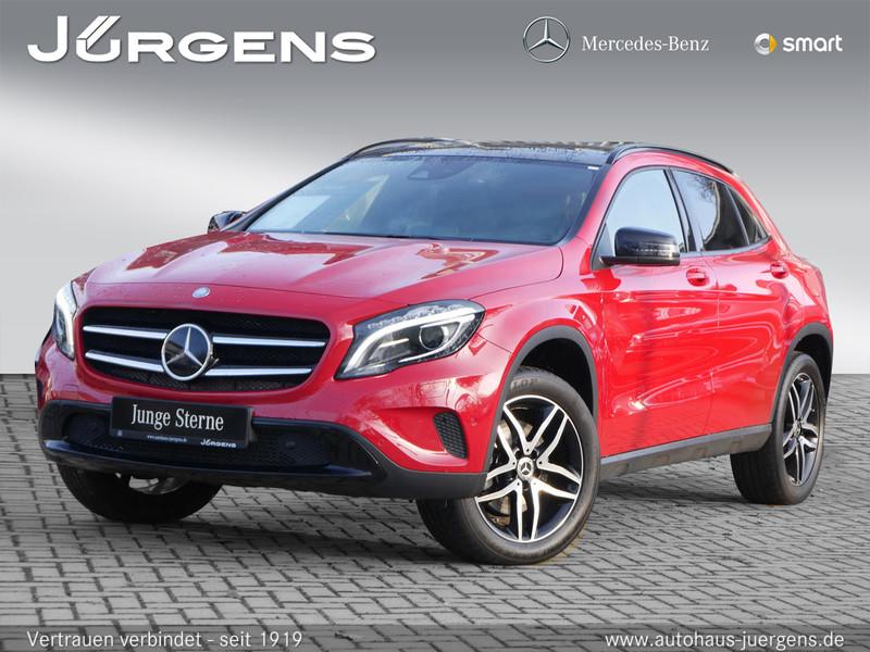 Mercedes-Benz GLA 250 Urban/Comand/Xenon/Pano/HK/Cam/Distr/18, Jahr 2016, Benzin