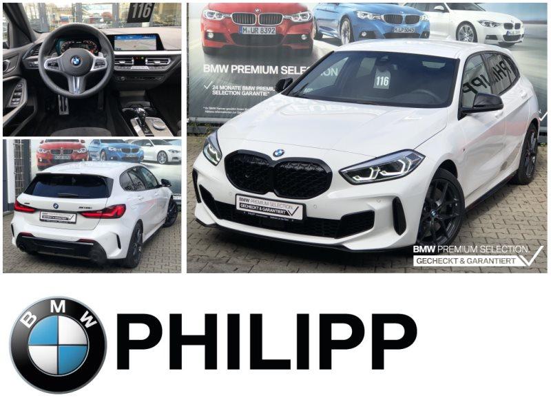 BMW M135i xDrive Live Cockpit HUD DAB Lord. WLAN, Jahr 2020, Benzin