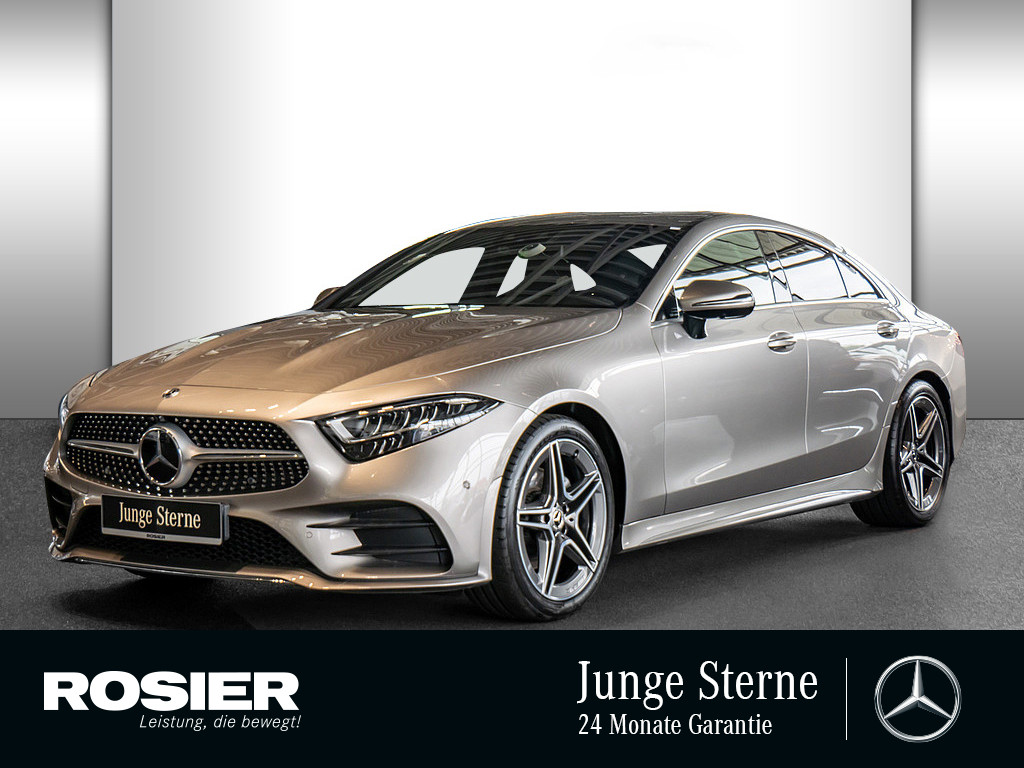 Mercedes-Benz CLS 220 d AMG Line, Jahr 2020, Diesel