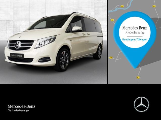 Mercedes-Benz V 250 d 4M AVANTGARDE EDITION Kompakt+Comand+LED, Jahr 2017, Diesel
